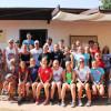 Setkání kadetek, juniorek a jejich rodinných příslušníků