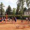 Turnaj dívek a rodičů